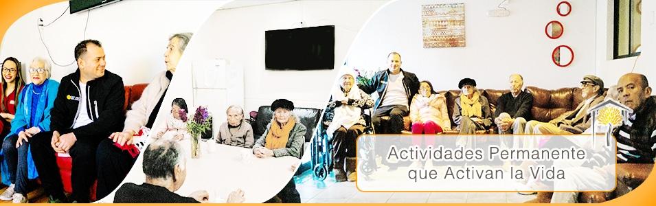 Residencia Las Condes - CUIDADO Y EQUIPO PROFESIONAL Atención Especializada 24 Horas al día CASA SENIOR