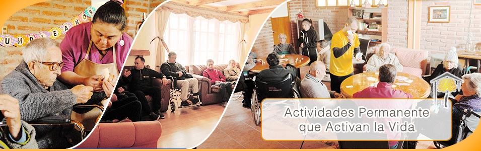 Residencia Pirque - CUIDADO Y EQUIPO PROFESIONAL Atención Especializada 24 Horas al día CASA SENIOR