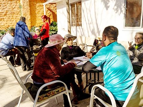 Servicios y Actividades Residencia Ñuñoa Marchant Pereira Adulto Mayor CASA SENIOR